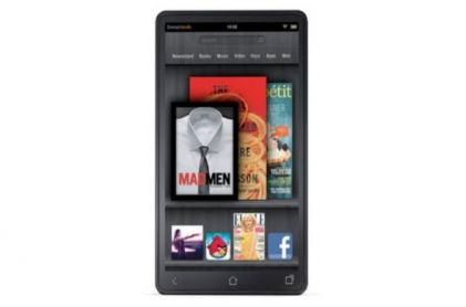 Amazon u utrci s pametnim telefonom Kindle