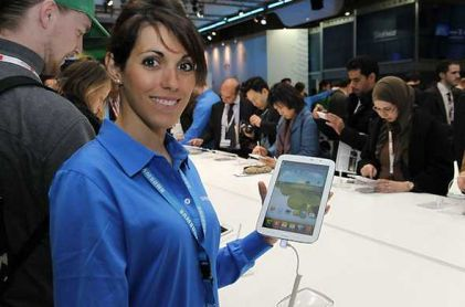 MWC 2013: Samsung napada iPad Mini novim Galaxy Note 8