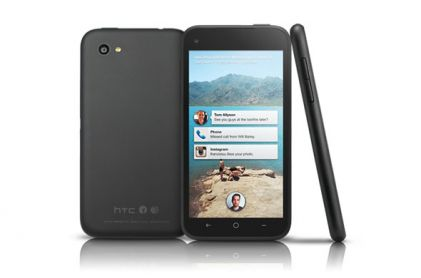 Neuspjeh Facebook telefona HTC First