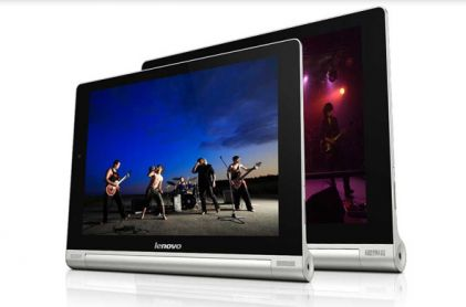 MWC 2014: Lenovo predstavio Yoga Tablet 10 HD+