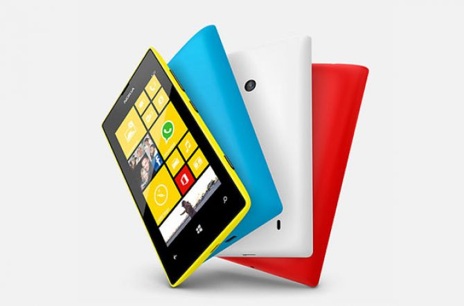 Raste popularnost Nokia Lumia 520 i Windows Phone 8