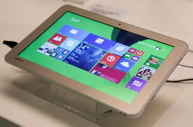 "Toshiba predstavila novi 7"" tablet Encore Mini pogonjen Windows 8.1"