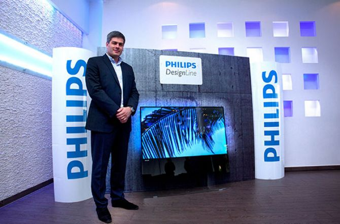Philips predstavio DesignLine 3D Smart LED TV