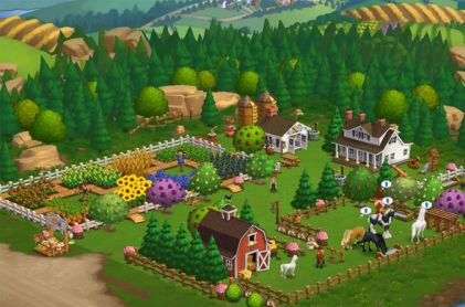 Zynga lansira mobilnu igru Farmville 2: Country Escape