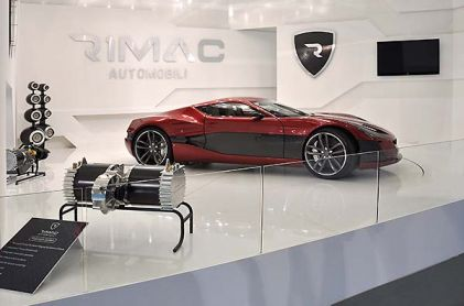 ICTbusiness TV: Domaći električni automobil – Rimac Concept One i IBM Forum