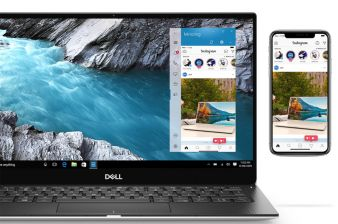 Dell Mobile Connect aplikacija sada može raditi replikaciju iPhone ekrana na Windows PC