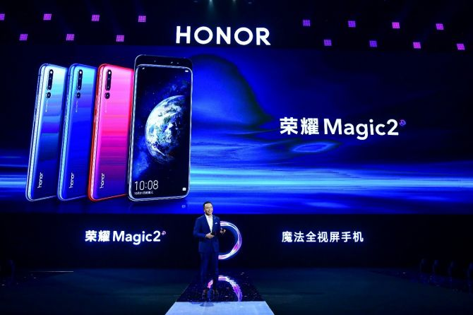 Honor Magic2 službeno predstavljen u Kini