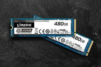 Kingston Technology predstavlja novi NVMe SSD namijenjen uporabi u data centrima